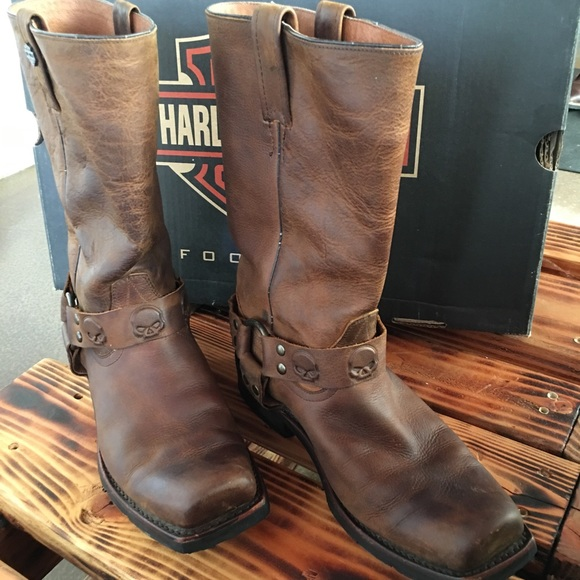 1c93fa505ced Harley Davidson Other - Men s Harley Davidson Boot Rory 9.5